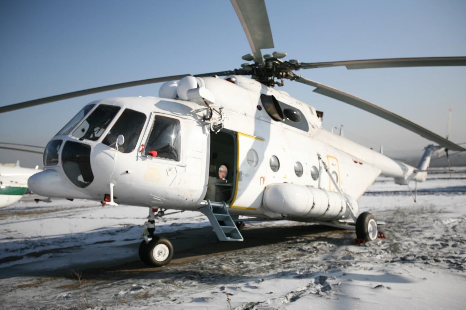 Mil i 171 new helicopter for sale 01